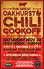 Chili Cookoff!